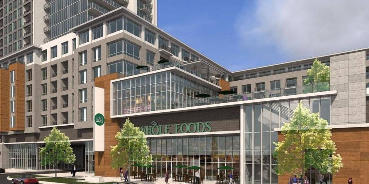 Whole Foods sets opening date for new uptown store