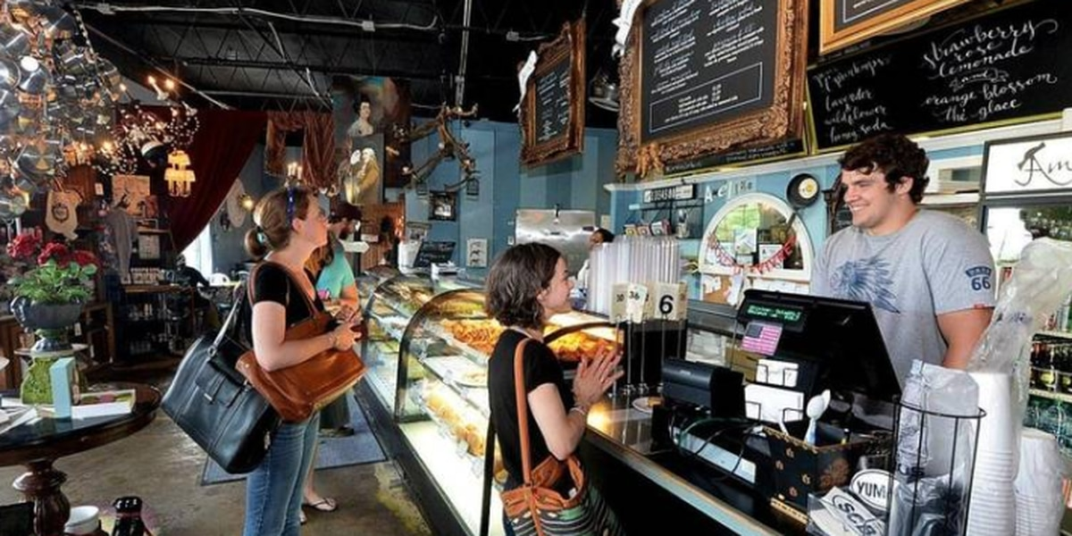 Here's where Amelie's French bakery is moving its flagship location