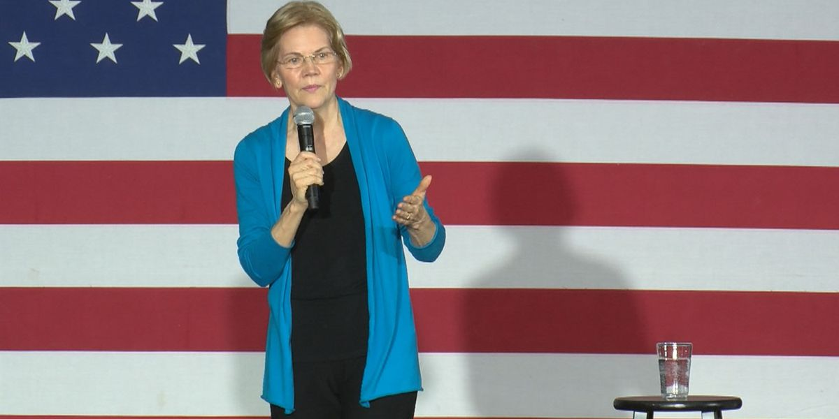 Warren holding first campaign events in North Carolina