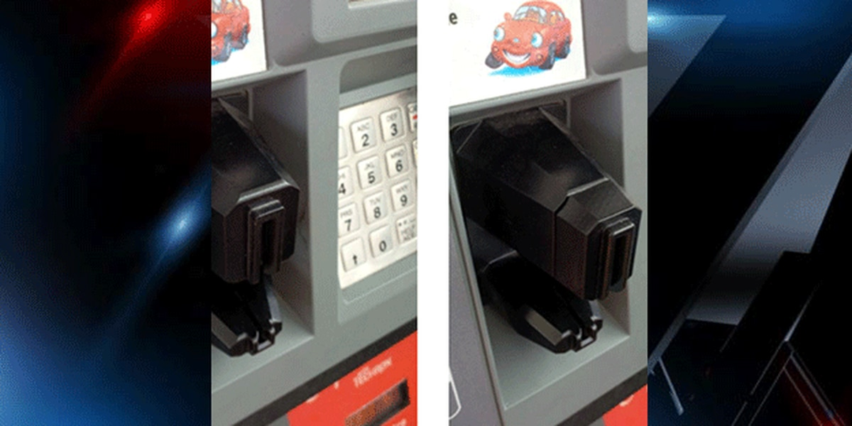 Number of card skimmers found at NC gas pumps doubled in 2017, state officials say