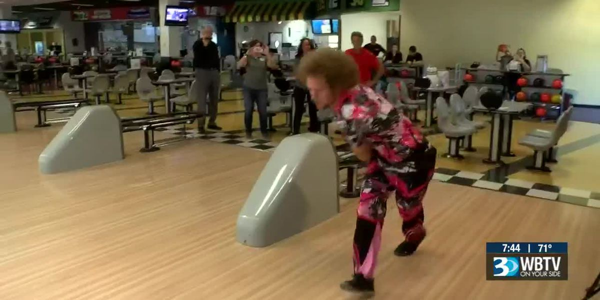 Life as a professional bowler