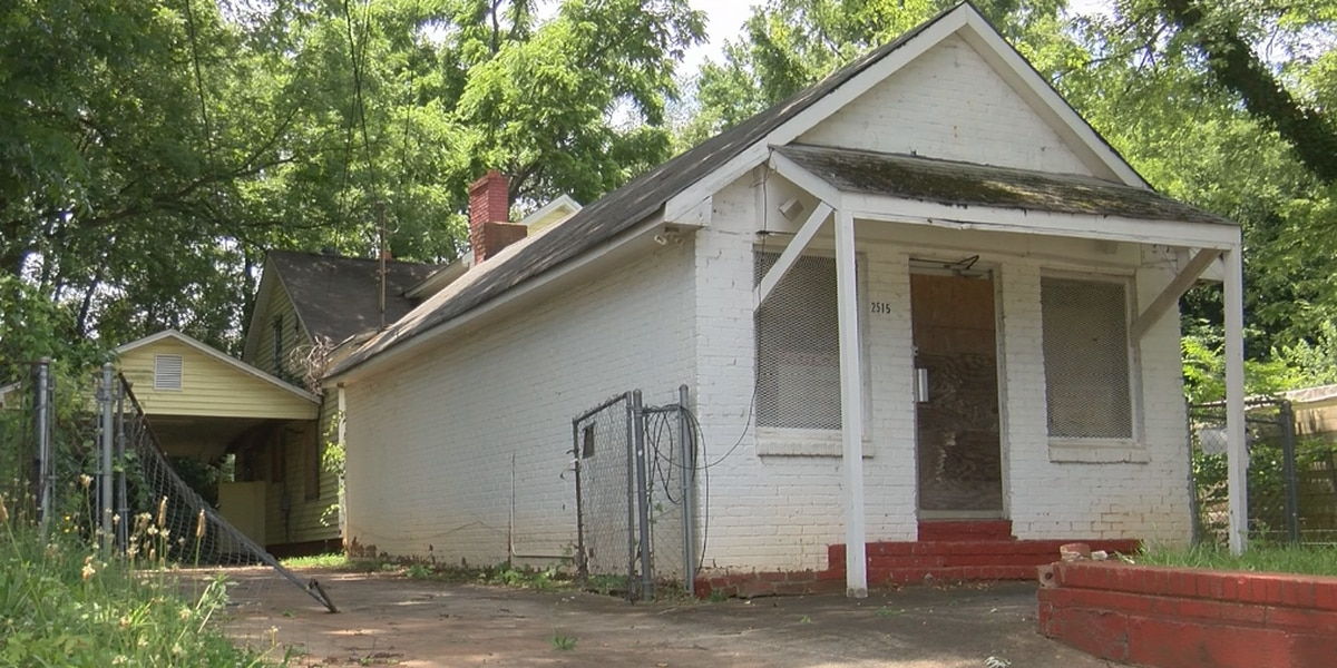 Preservation group saves piece of African American history in Charlotte