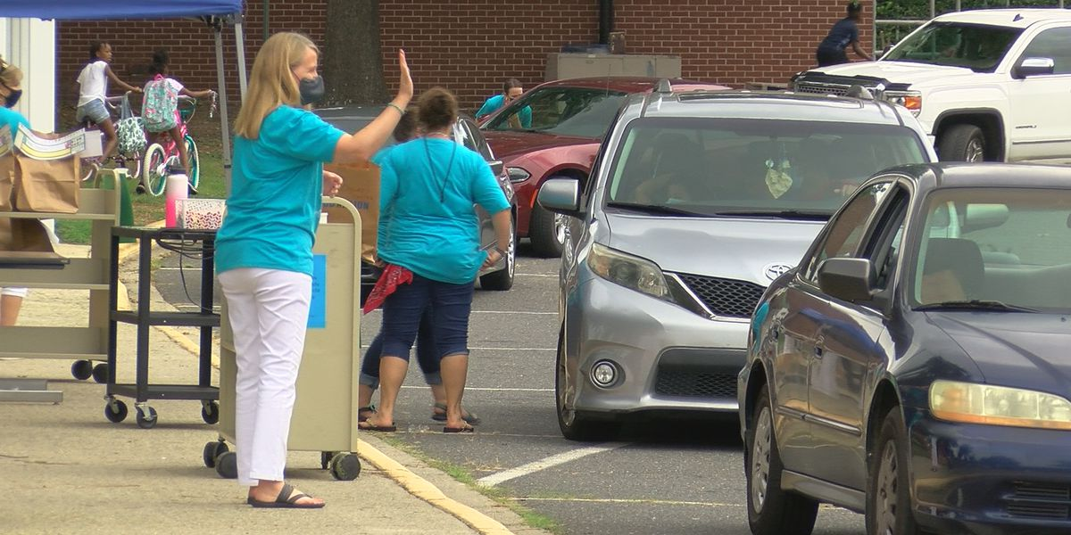 NC families prepare for a school year unlike any before