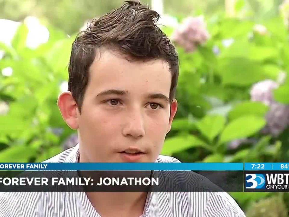 Forever Family: Meet Jonathon