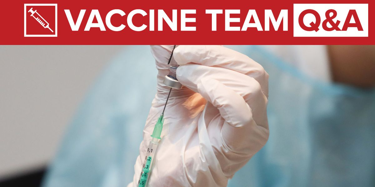 VACCINE TEAM: Can I get COVID-19 vaccination after receiving flu, shingles shot?