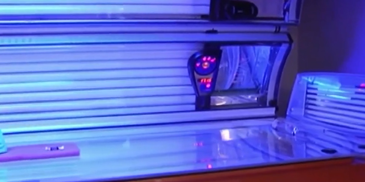 South Carolina could be next state to ban minors from using tanning beds