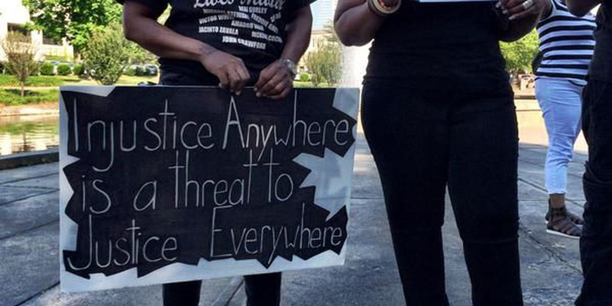 T.H.U.G. marches to Kerrick courtroom motions