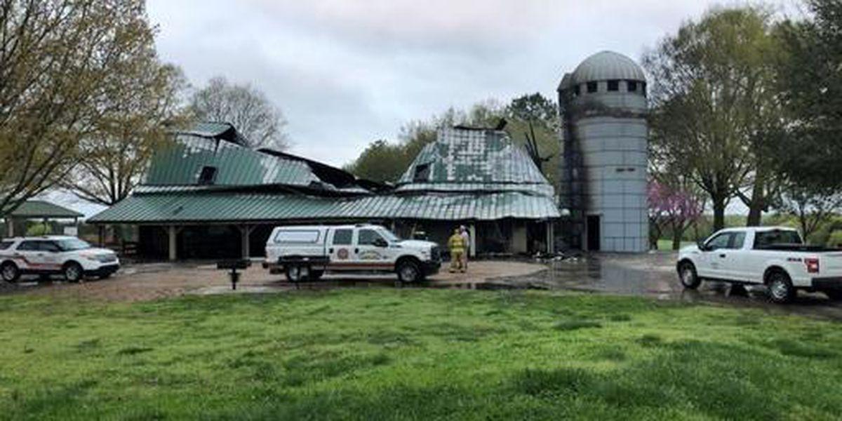 Cabarrus County seeks public input on Frank Liske Park barn project