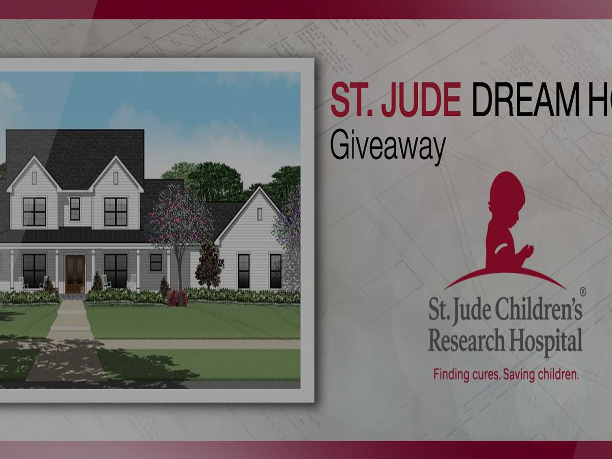 Countdown is on for St. Jude Dream Home ticket sale