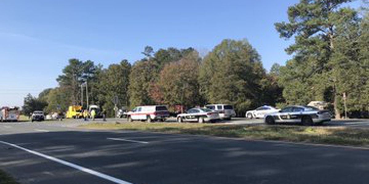 Multiple students hurt in Stanly County school bus crash