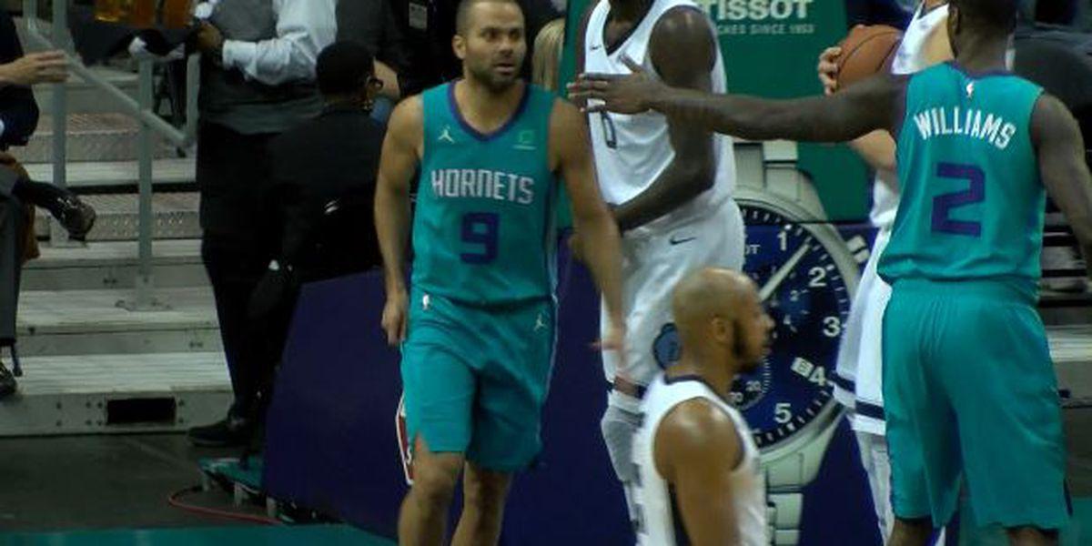Walker scores 23, Hornets beat depleted Grizzlies 100-92