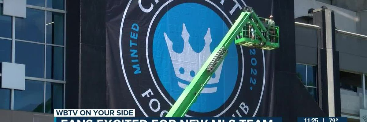 Fans excited for new MLS team