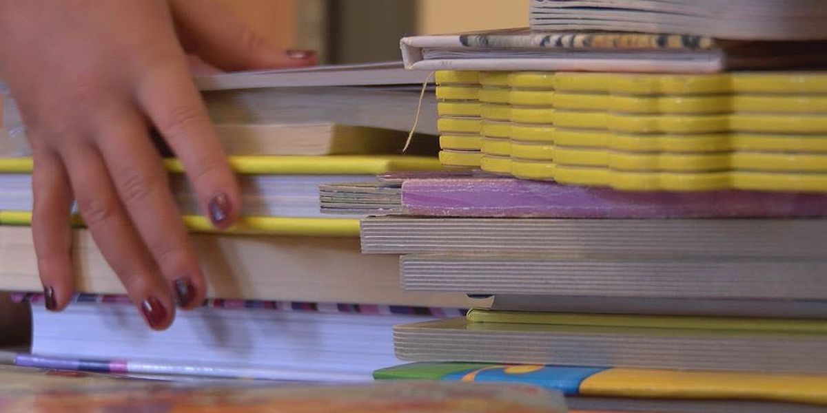 This Gastonia principal will gift a donated book to each student on their birthday this year