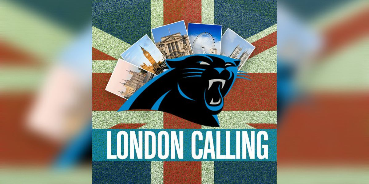 Tickets going on sale for 2019 Panthers London game