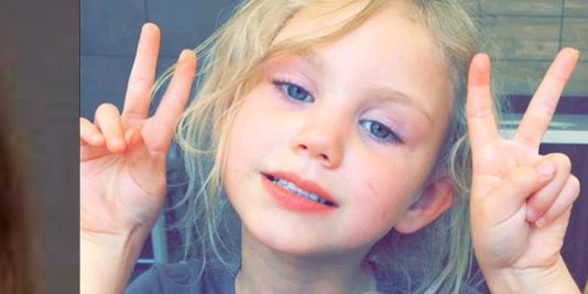 Missing 6-year-old Chesterfield girl found safe