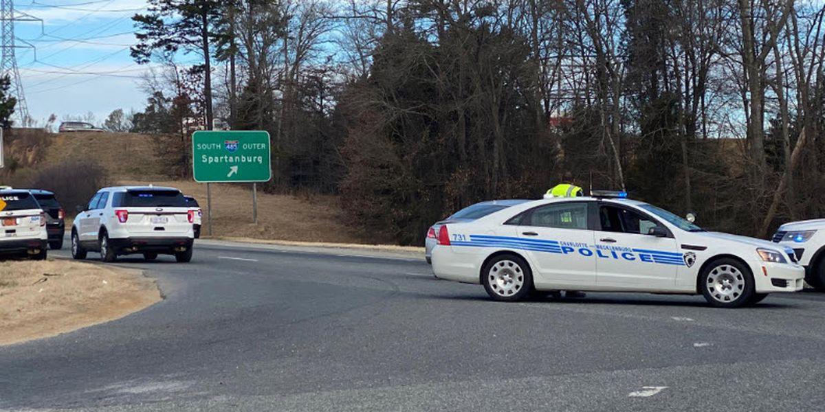 Pedestrian fatally struck in northwest Charlotte