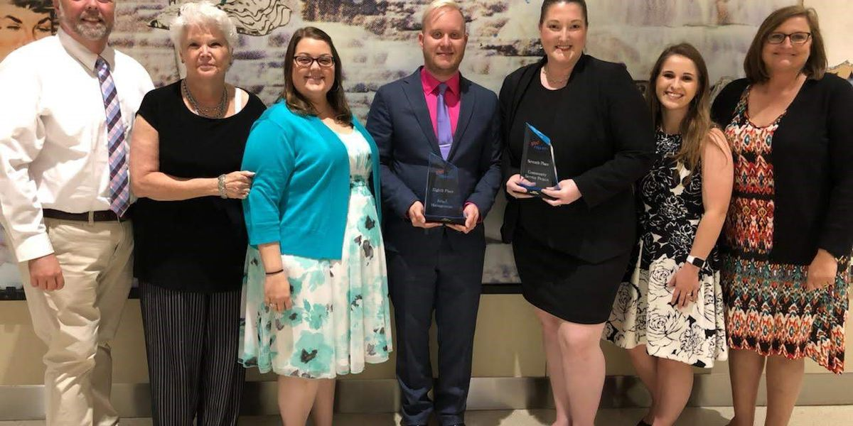 Rowan-Cabarrus Community College Phi Beta Lambda chapter receives national honors