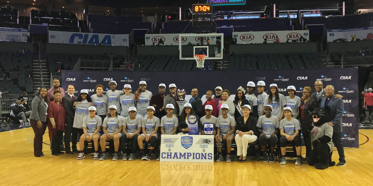 Virginia Union Captures Back-To-Back CIAA Tournament Titles