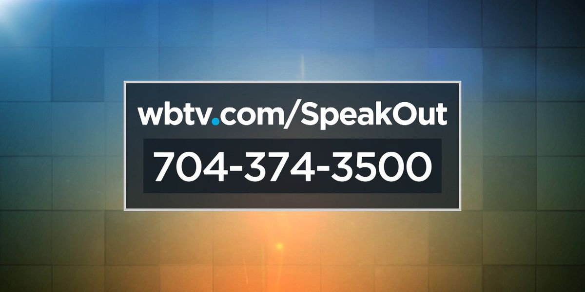 WBTV Speak Out Editorial:What's Important to You?