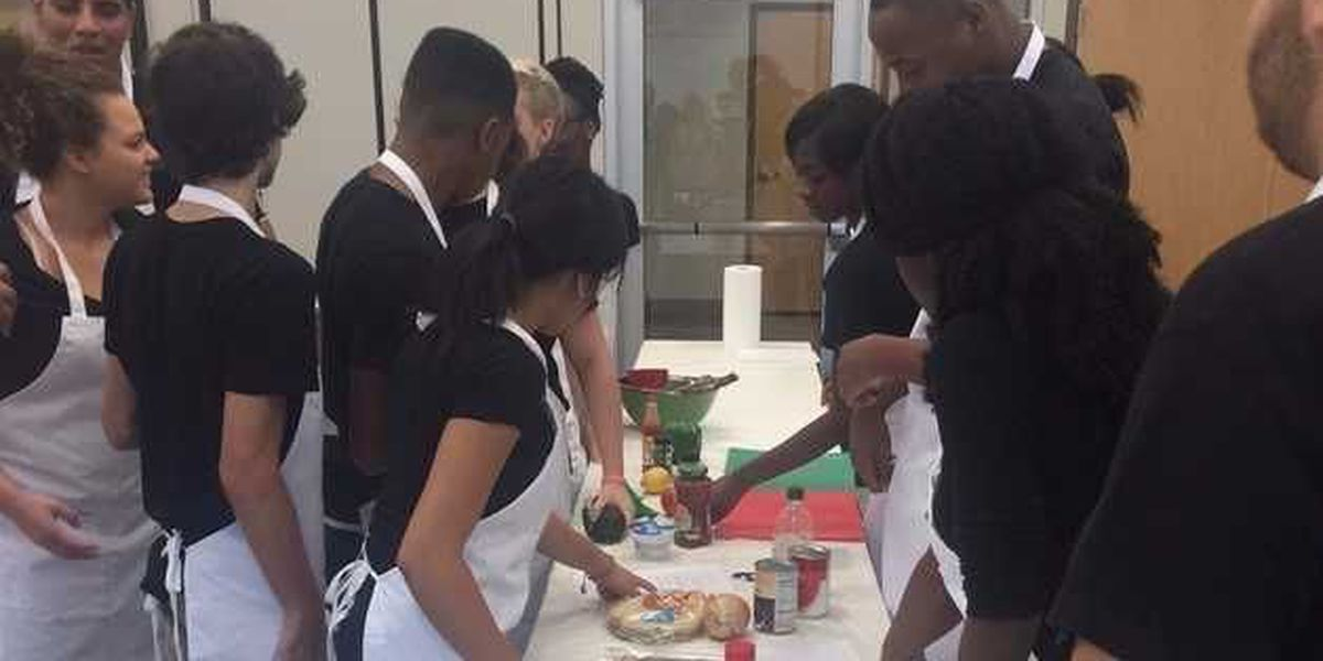 'Chef Challenge' heats up for students on Monday