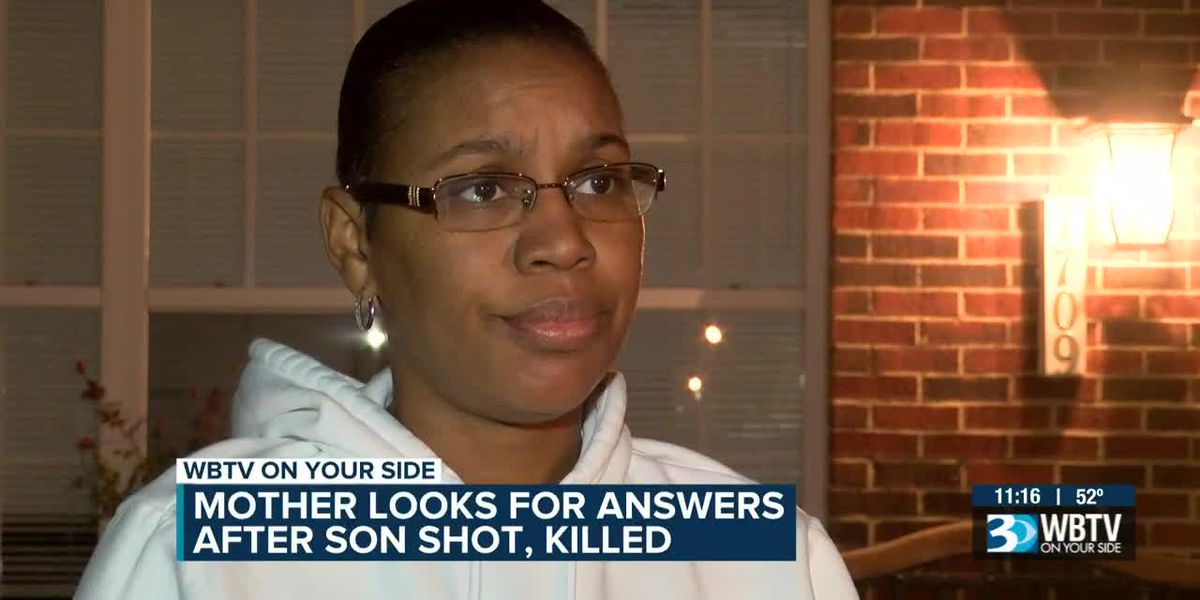 Charlotte mother looks for answers after son shot, killed