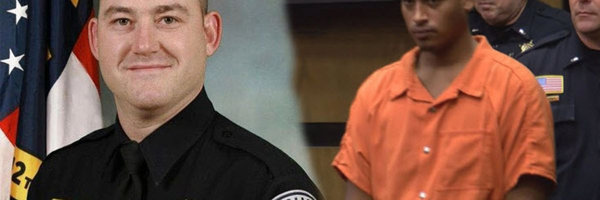 Man pleads guilty to killing Shelby officer, avoids death penalty