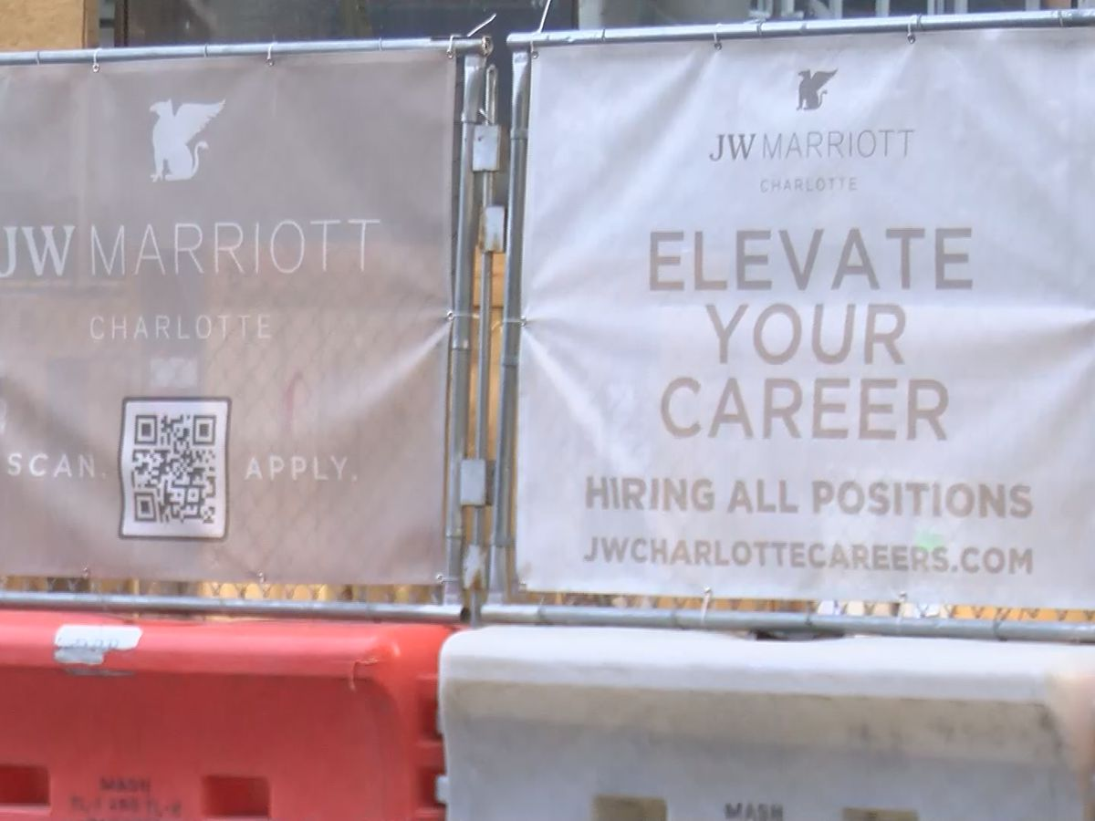 JW Marriott hoping to hire hundreds for new uptown hotel as labor struggles persist nationwide
