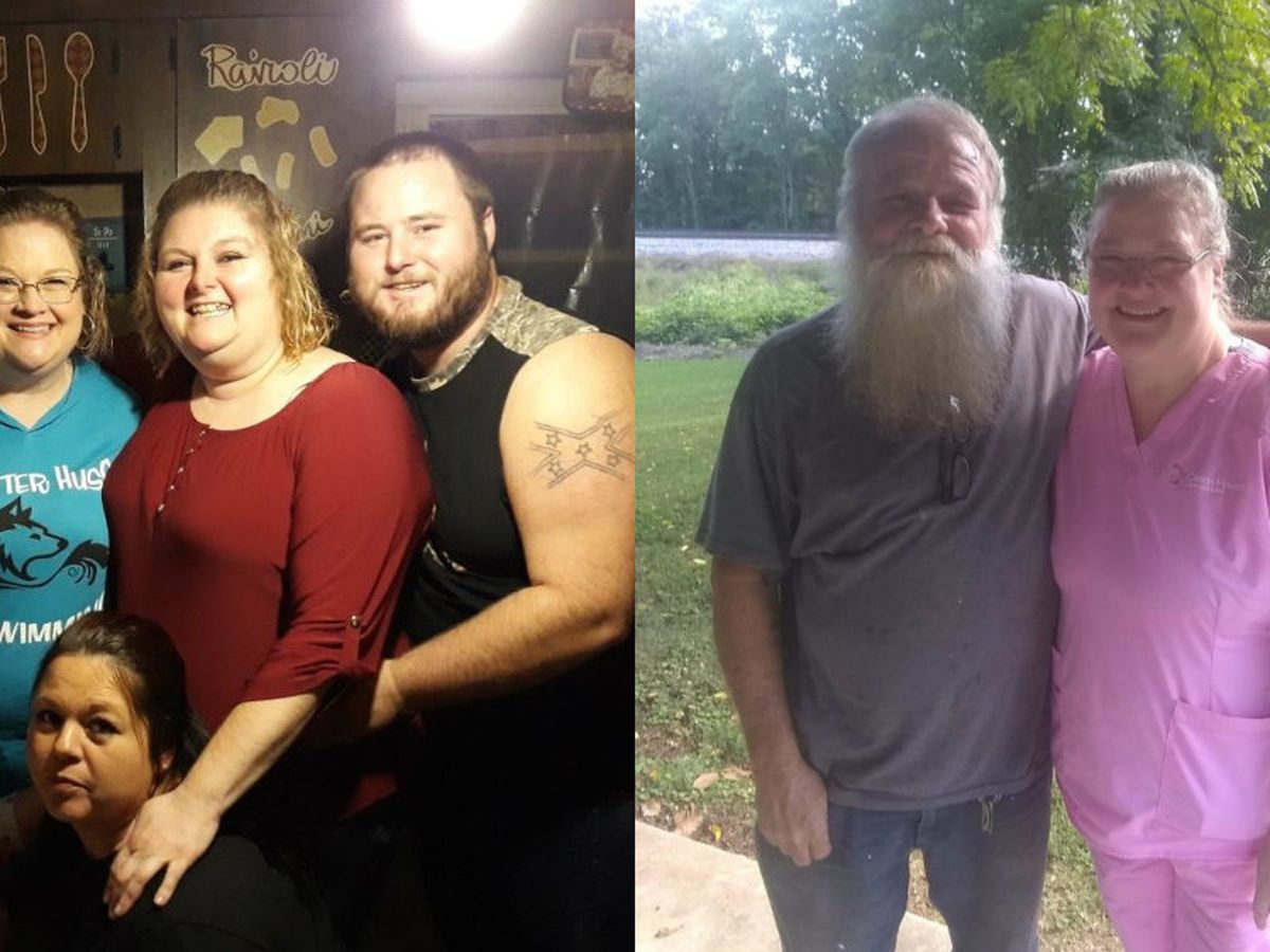 Gaston County woman reunited with her biological family