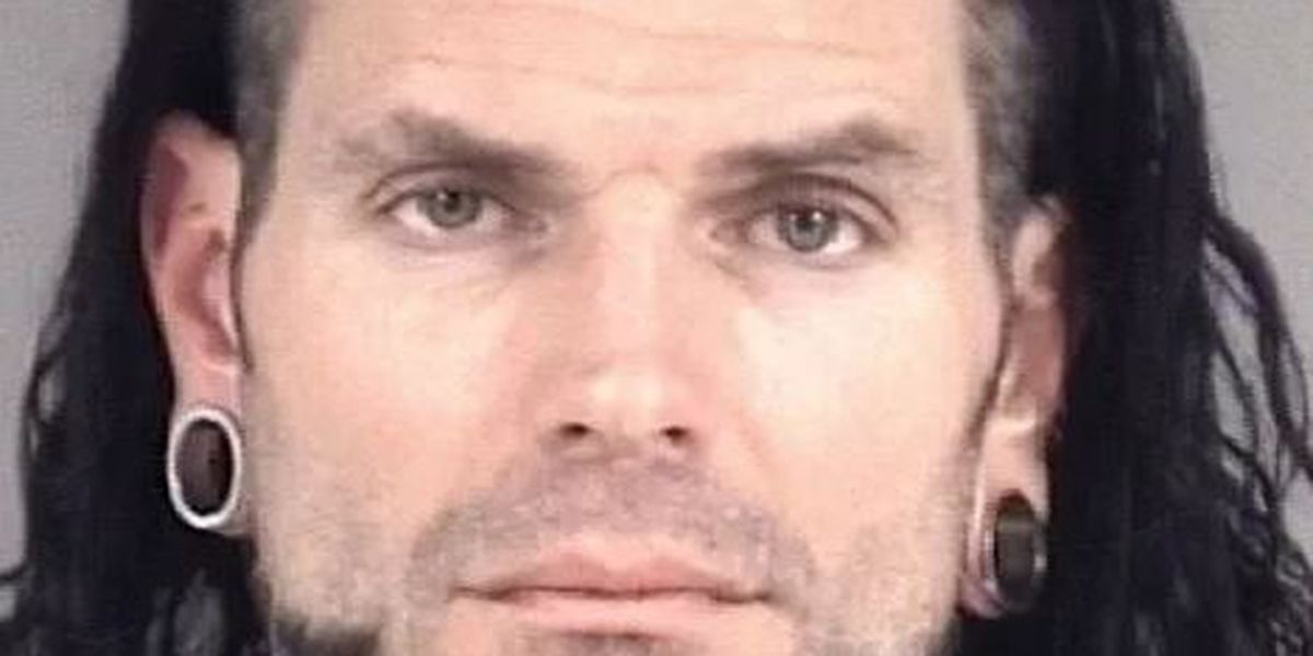 WWE star Jeff Hardy pleads guilty for driving while impaired in Cabarrus County