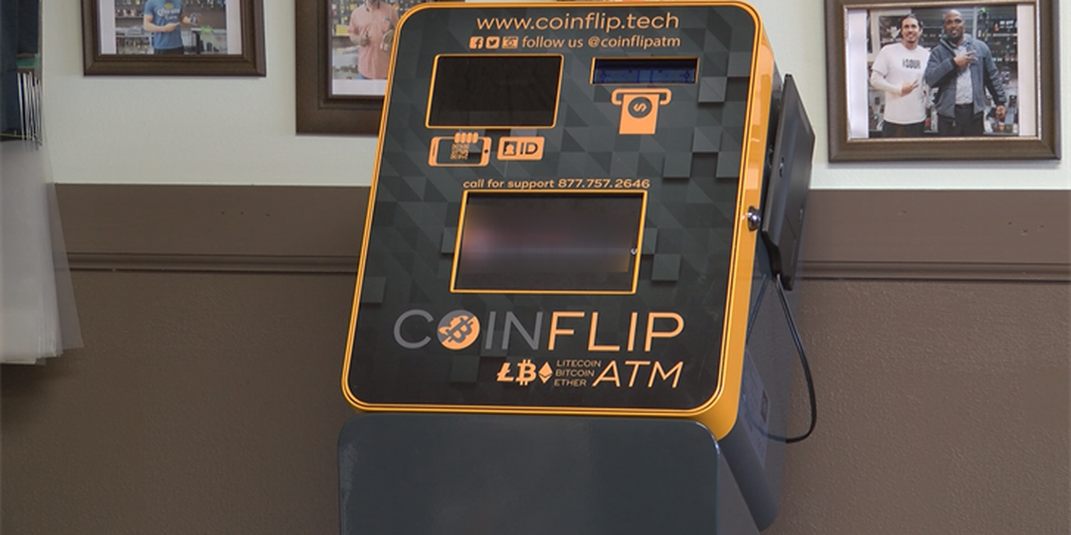 Bitcoin ATMs beginning to appear in Charlotte