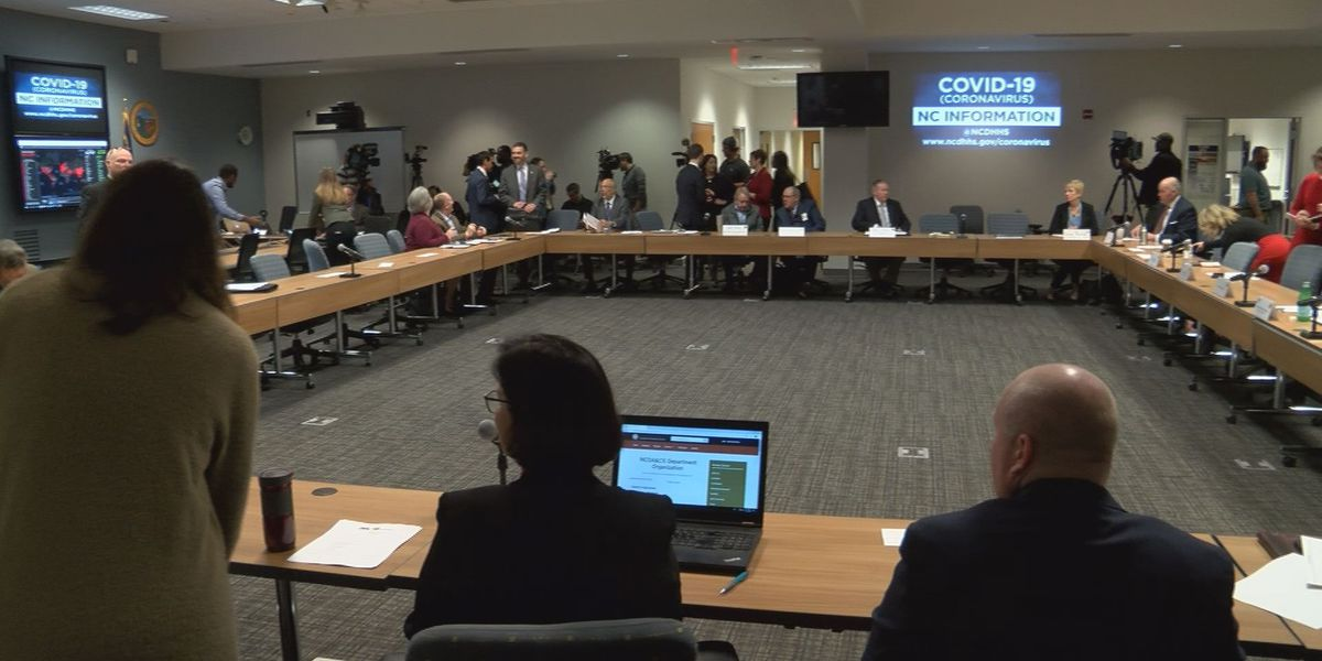 Worries about worker shortages at COVID-19 task force meeting