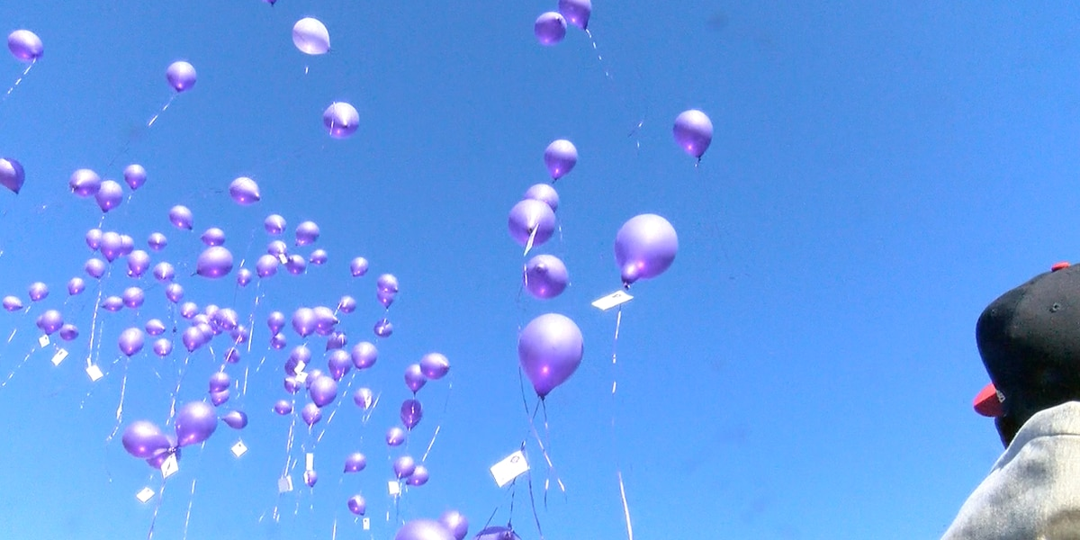 Charlotte community group releases balloons to honor more than 100 killed in 2019