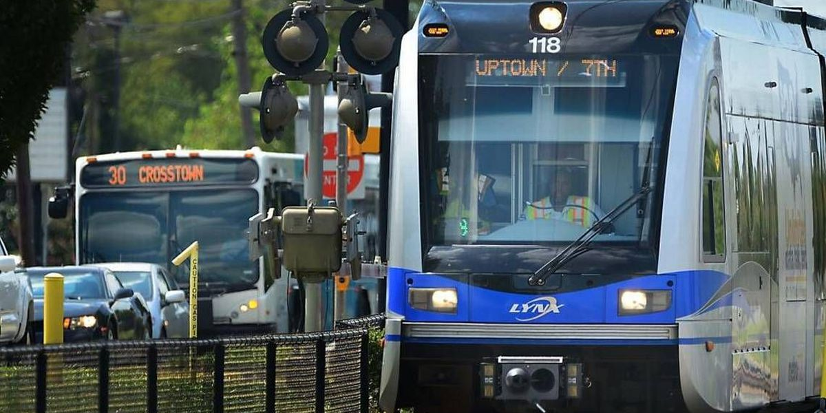 Fed up with I-77? CATS sets meetings on plan to reconsider light rail to Lake Norman