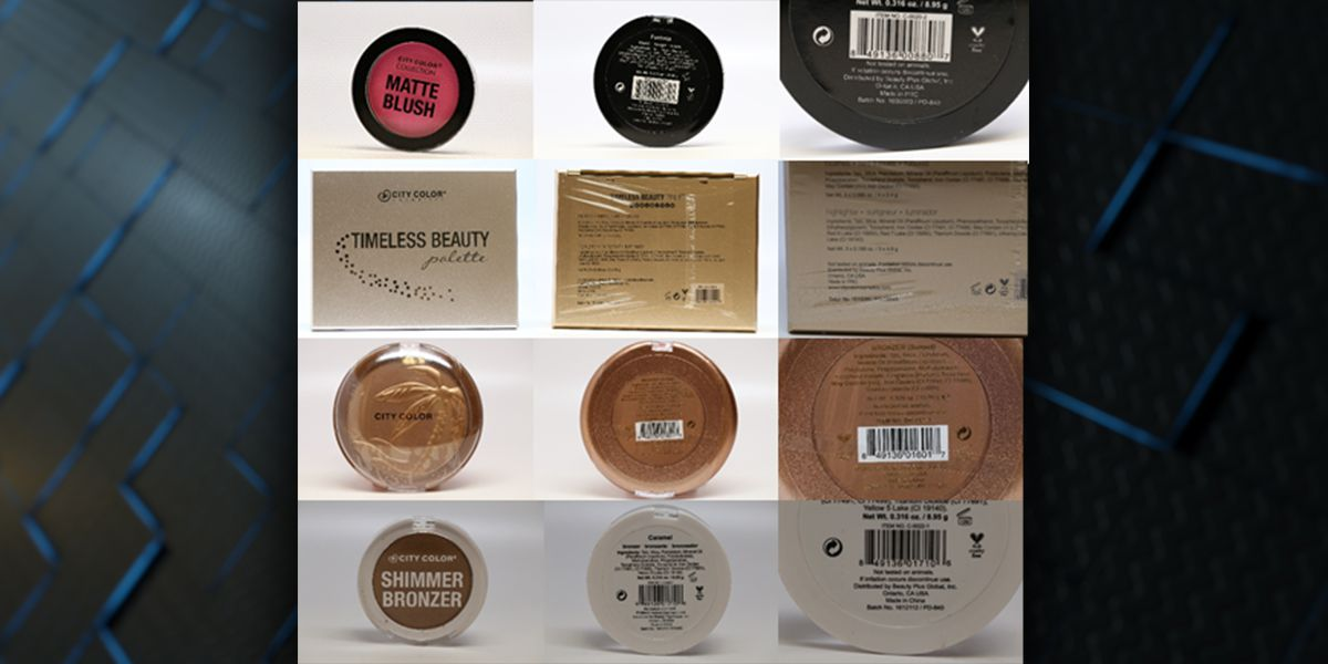 RECALL ALERT: Beauty products recalled due to presence of