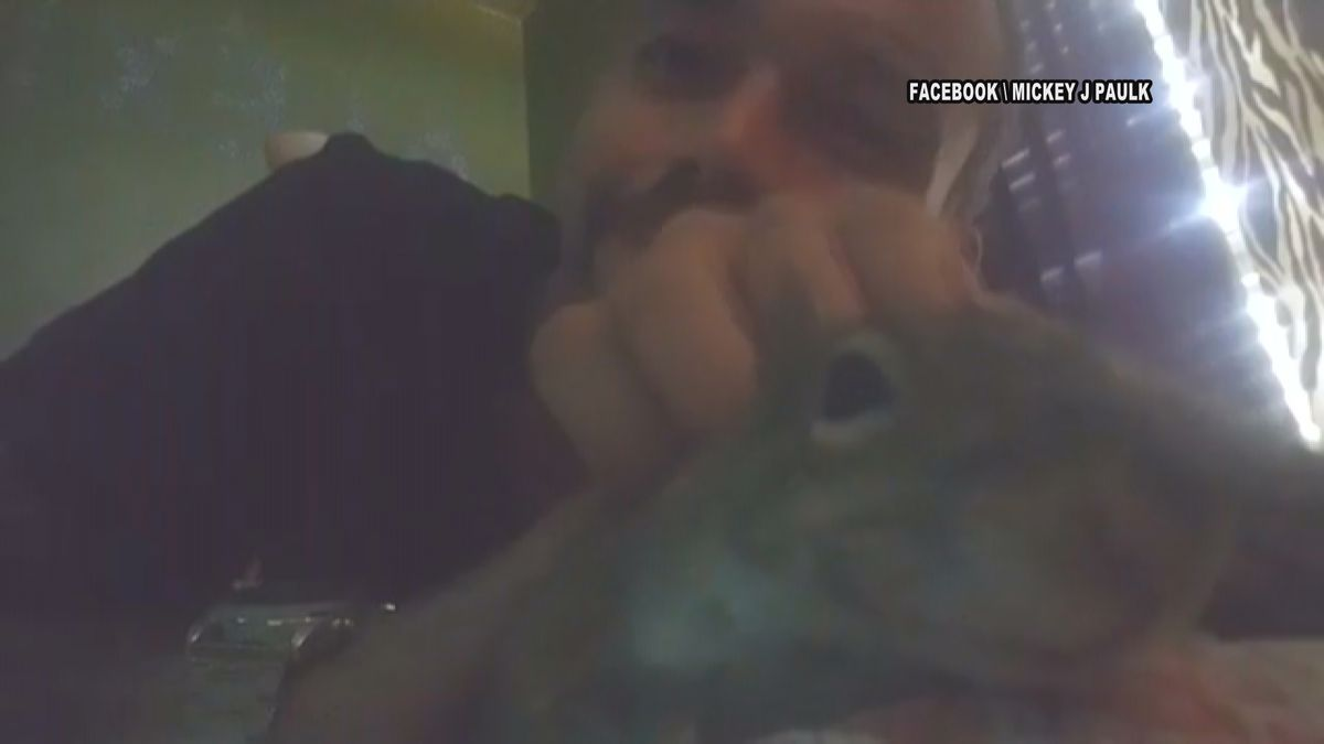 North Alabama 'attack squirrel' suspect posts video while on the run...with another squirrel