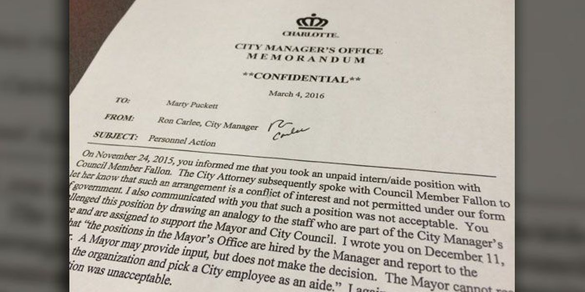 City manager to firefighter: Stay away from city council members