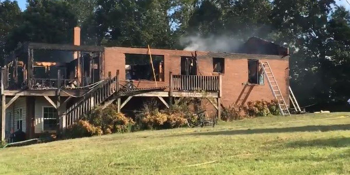 One person killed in Burke County house fire