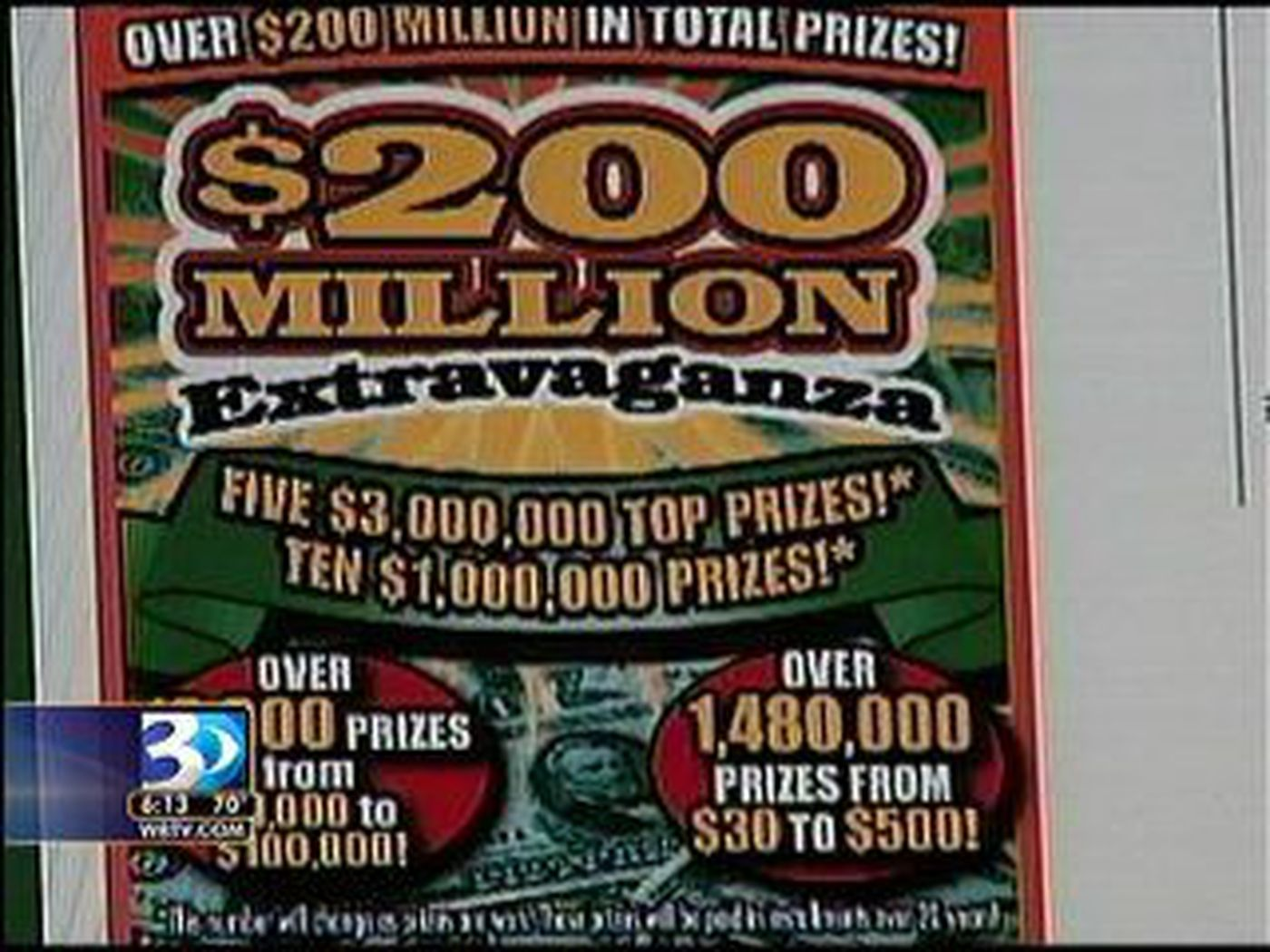 New NC lottery game offers better odds