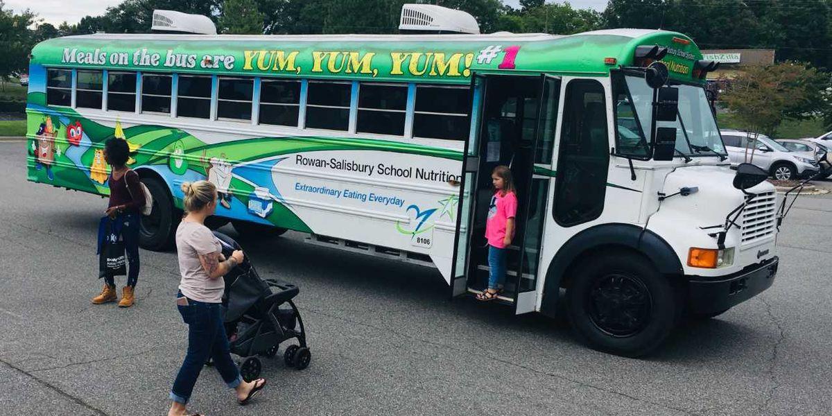 Summer Feeding Program begins in Rowan-Salisbury Schools