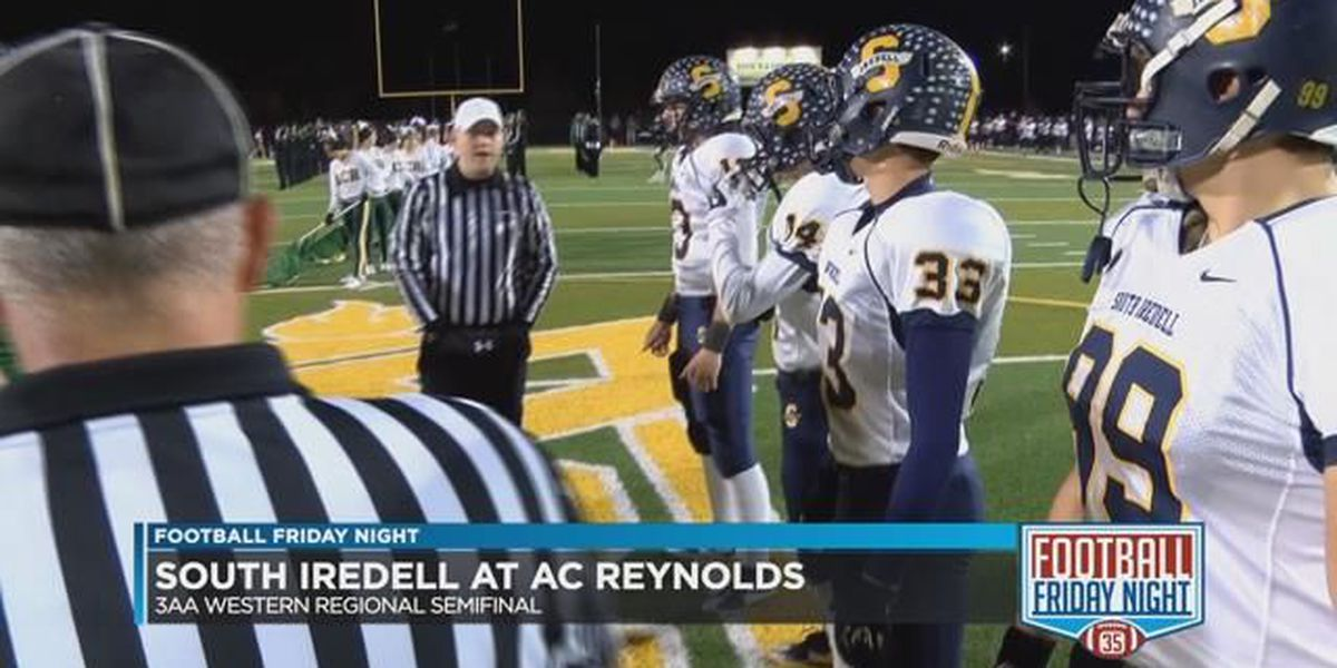 South Iredell at A.C. Reynolds