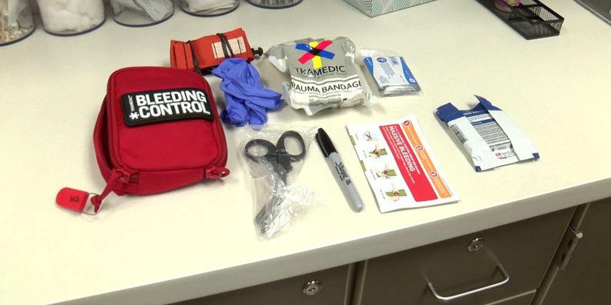 New 'Stop the Bleed' kits equip York Co. teachers for worst-case scenarios