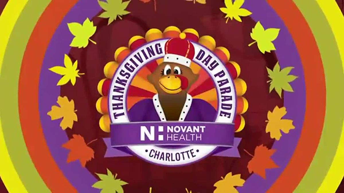 Novant Health Thanksgiving Day parade airs on WBTV