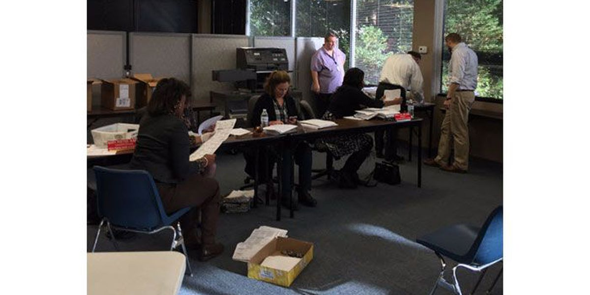Meck Board of Elections workers expect a long night