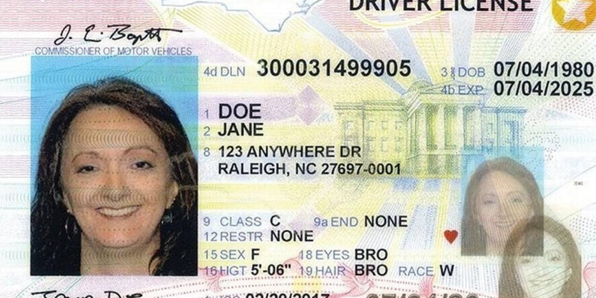 NC urging people to get new Real ID ahead of 2020 deadline