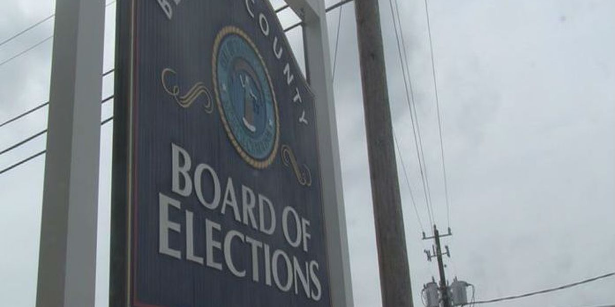 In new affidavit, Bladen Elections chairman says staff found forged absentee ballot request forms