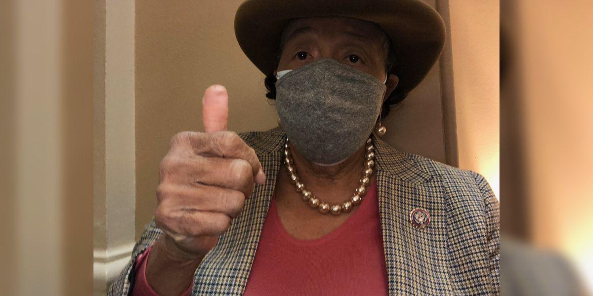 Congresswoman Alma Adams calls Jan. 6 a 'gross violation' and 'sad day for democracy'