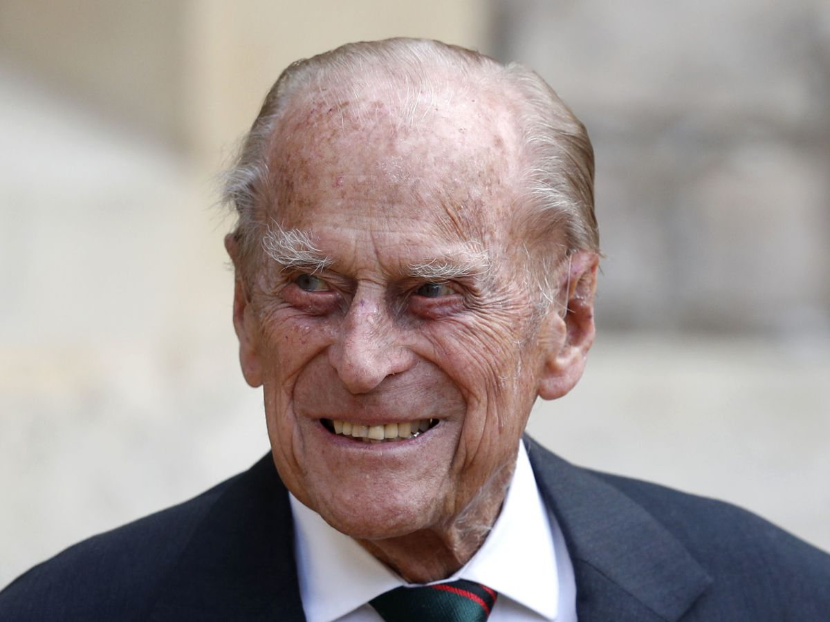 Prince Philip, husband of Queen Elizabeth II, dies age 99