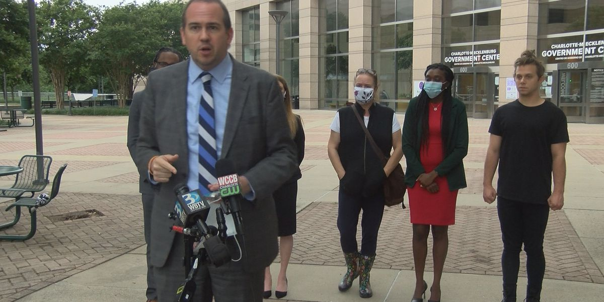 Attorneys representing protesters say CMPD is abusing power, violating rights
