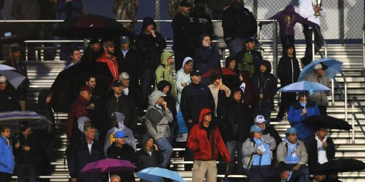Weather could affect Friday's prep football games; full schedule updates, results