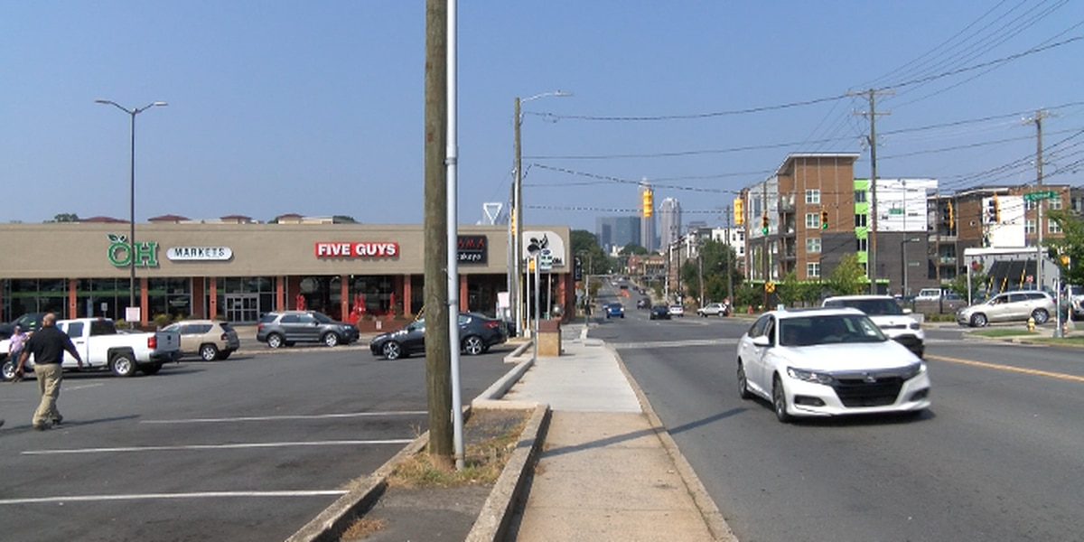 Piece of land in heart of Plaza Midwood for sale has some local businesses worried